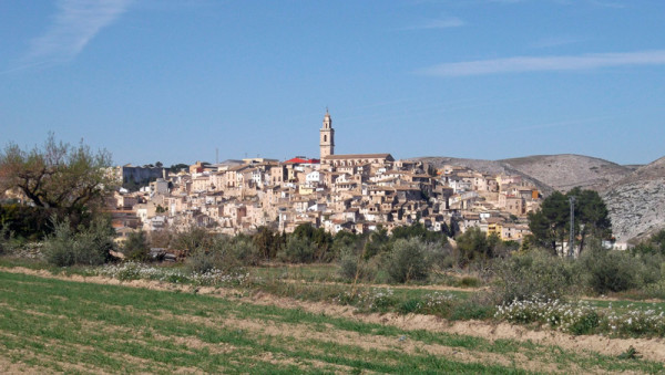 The village of Bocairent
