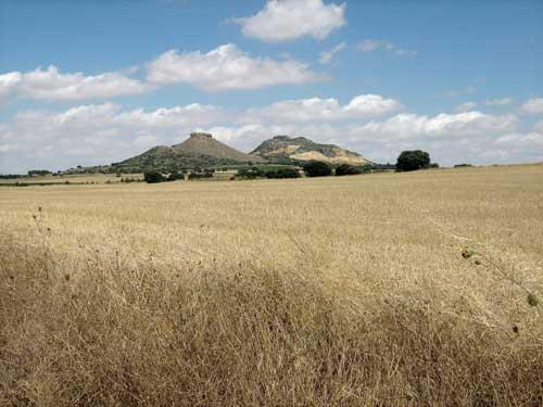Steppe of Castilla de la Mancha