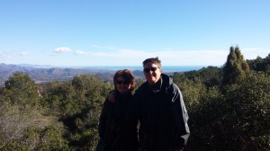 Birding in the mountains of Valencia