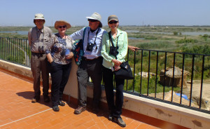 Birding and Conservation in Valencia