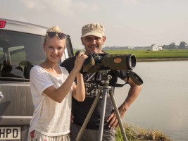 Birding trip to l´Albufera of Valencia Natural Park
