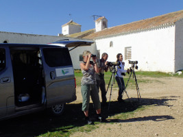 Birding on the Steppe of Spain